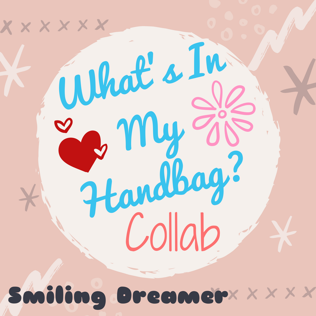 Whats In My Handbag Collab